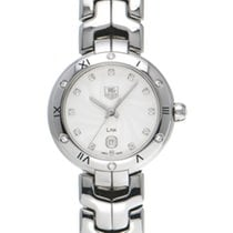 TAG Heuer Link Lady Acero 29mm Plata