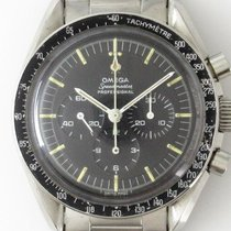 Omega 145012-67 Staal 1966 Speedmaster Professional Moonwatch 41.8mm