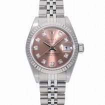 Rolex 79174G Or/Acier Lady-Datejust 26mm occasion