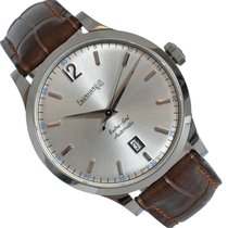 Eberhard & Co. Steel 40mm Automatic 41029 pre-owned