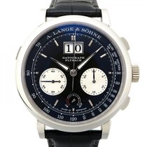 A. Lange & Söhne Platinum 41mm Manual winding 405.035 new