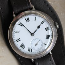 IWC 은 34mm 수동감기 중고시계