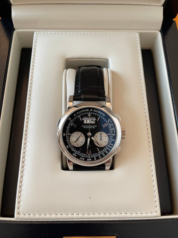 A. Lange & Söhne Datograph 403.035 2004 pre-owned