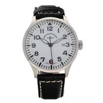 Zeno-Watch Basel New Steel 44mm Quartz