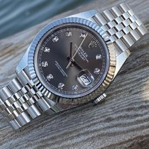 Rolex Datejust 126334 Neuve Acier 41mm Remontage automatique