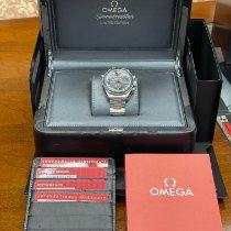 Omega 311.30.44.51.01.001 Staal 2013 Speedmaster Professional Moonwatch nieuw