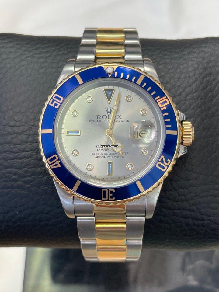Rolex Submariner Date 16613 Sultan použité