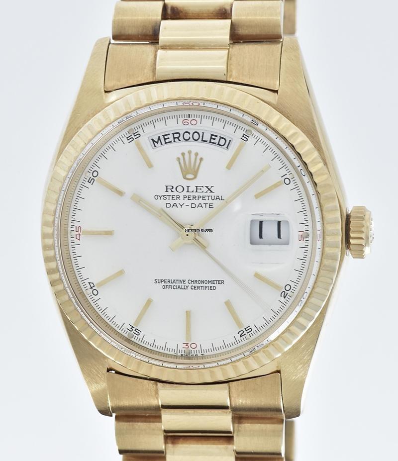 Rolex Day-Date 36 1803 1968