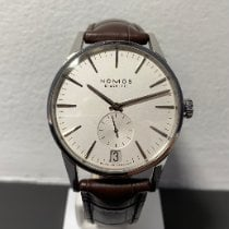 NOMOS Steel 39.8mm Automatic 802 pre-owned