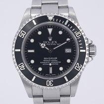 Rolex Sea-Dweller 4000 Acciaio 40mm Nero Senza numeri Italia, Eur (RM)