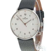 Junghans FORM A Steel 39mm Silver Arabic numerals