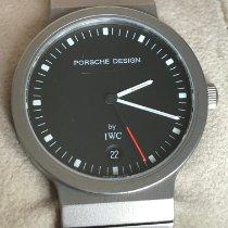 IWC Porsche Design Titanium 32mm Black No numerals