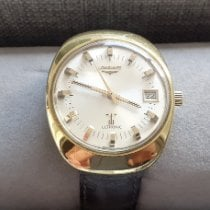 Longines Ultronic 38mm Champagne No numerals