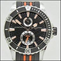 Ulysse Nardin Diver Chronometer Steel 44mm Black No numerals