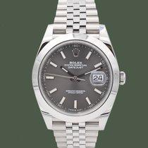 Rolex 126300 Acciaio 2020 Datejust 41mm usato Italia, Terni