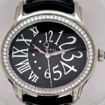 Audemars Piguet Millenary Ladies Steel 39.5mm Black Arabic numerals United States of America, New York, New York