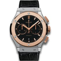 Hublot Classic Fusion Chronograph new Automatic Chronograph Watch with original box and original papers 521.NO.1181.LR