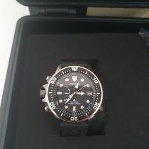 Citizen Promaster Marine new Quartz Watch with original box and original papers BN2037-11E