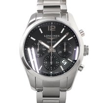 Longines Steel 41mm Automatic L27864566/L2.786.4.56.6 pre-owned