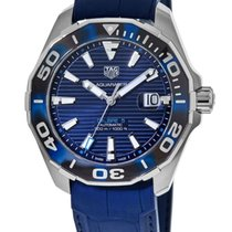 TAG Heuer Steel 43mm Automatic WAY201P.FT6178 new United States of America, California, Los Angeles