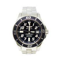 Breitling Steel 42mm Automatic A1736402/BA28 pre-owned