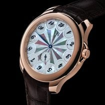 Ludovic Ballouard Upside-Down Watch With Pearl Dial pre-owned United States of America, California, Irvine