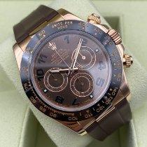 Rolex 116515ln Oro rosa 2012 Daytona 40mm usato Italia, ROMA