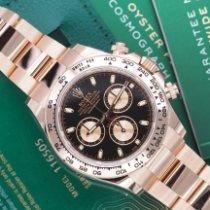 Rolex Daytona 116505 Novo Ouro rosa 40mm Automático