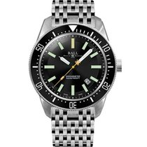 Ball Engineer Master II Skindiver Steel 43mm Black No numerals United States of America, New Jersey, River Edge