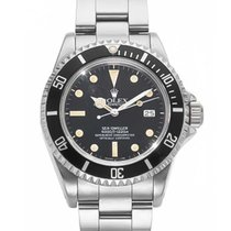 Rolex Sea-Dweller Deepsea Steel 40mm Black No numerals South Africa, Johannesburg