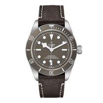 Tudor Black Bay Fifty-Eight Silver 39mm Grey No numerals