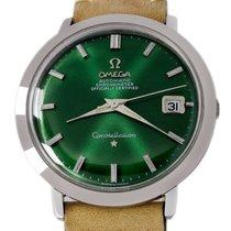 Omega Constellation Steel 36mm Green No numerals United States of America, Utah, Draper