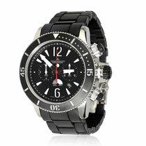 Jaeger-LeCoultre Master Compressor Diving Chronograph GMT Navy SEALs Titanio 46mm Negro
