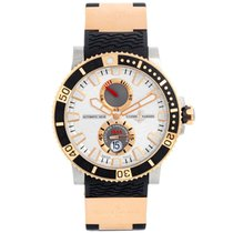 Ulysse Nardin Gold/Steel 45mm 265-90 pre-owned United States of America, Texas, Dallas