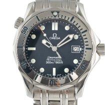 Omega Seamaster Diver 300 M Steel 36mm Blue