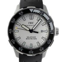 IWC Aquatimer Automatic 2000 Steel 45.5mm White