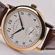 A. Lange & Söhne Yellow gold Manual winding 233.021 pre-owned