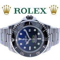 Rolex Sea-Dweller Deepsea новые 2021 Автоподзавод Часы с оригинальными документами и коробкой 126660