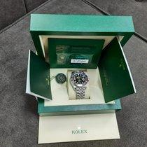 Rolex GMT-Master II Steel 40mm Black No numerals UAE, 0000