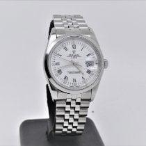 Rolex Oyster Perpetual Date Acciaio 34mm Bianco Senza numeri Italia, Aversa