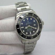 Rolex Sea-Dweller Deepsea Steel 44mm Blue No numerals United States of America, Florida, Orlando