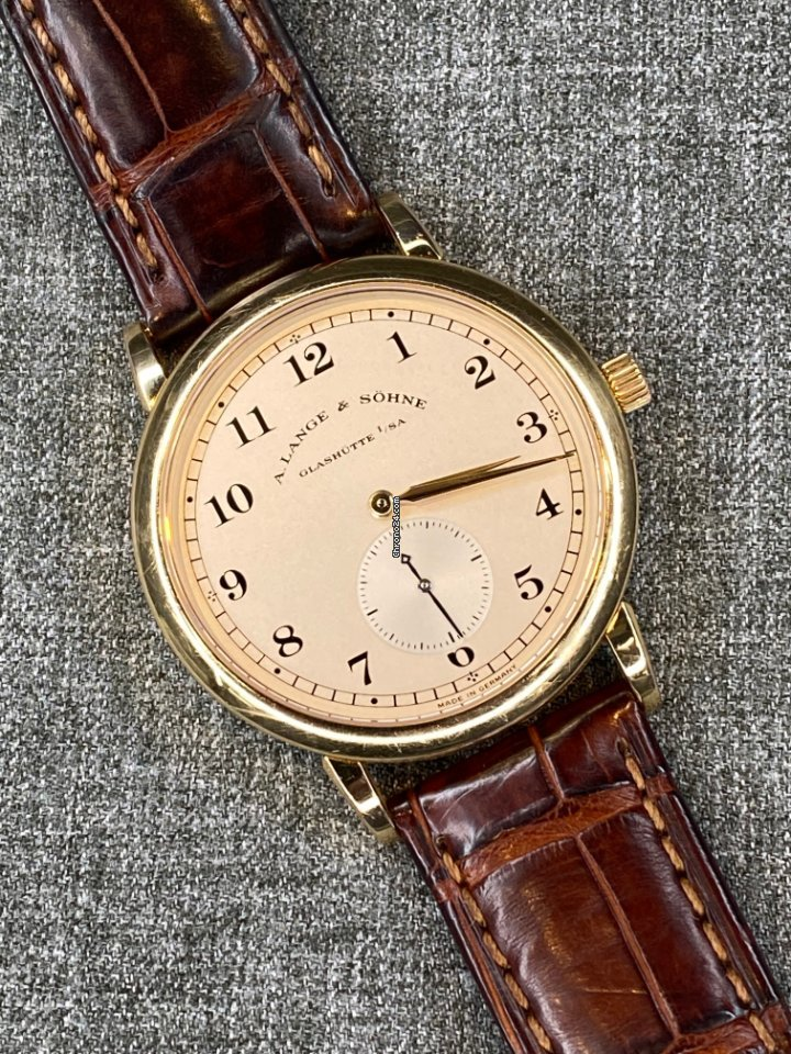A. Lange & Söhne 1815 206.021 2000 pre-owned
