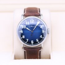 H.Moser & Cie. Steel 42mm Automatic 8200-1201 pre-owned