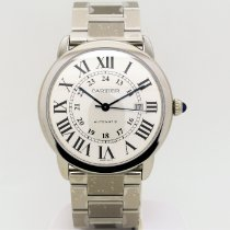 Cartier Ronde Solo de Cartier new 2021 Automatic Watch with original box and original papers W6701011