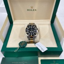 Rolex Acciaio 41mm Automatico 126613lb nuovo