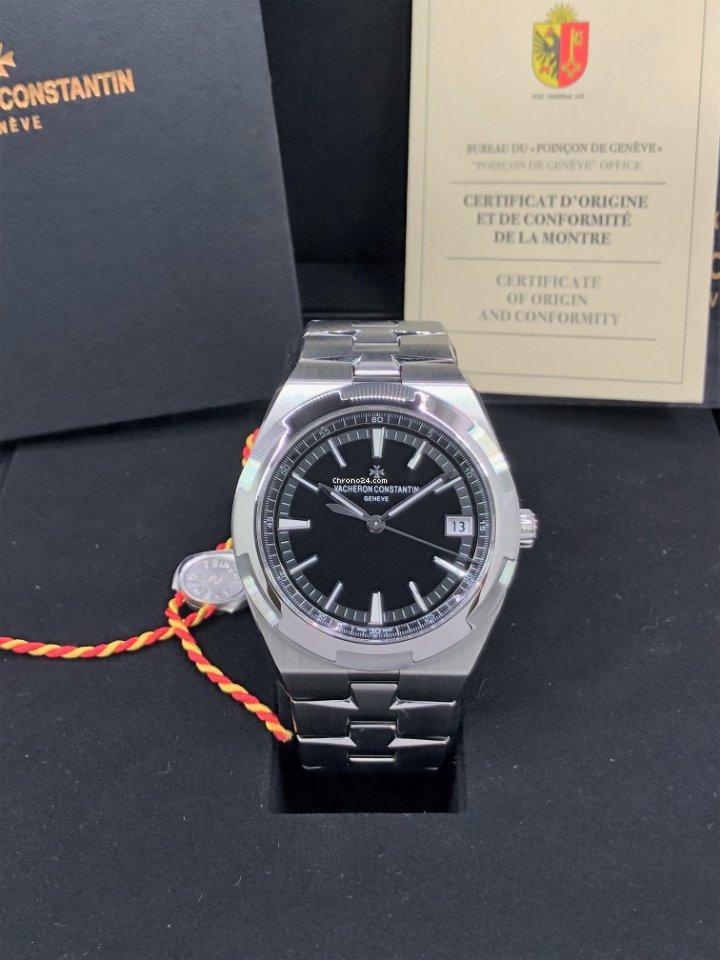 Vacheron Constantin Overseas 4500V/110A-B483 2021 new