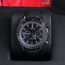 Omega Speedmaster Professional Moonwatch Ceramic 44.2mm Black No numerals