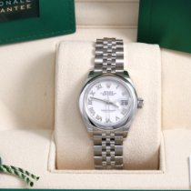 Rolex Lady-Datejust Steel 28mm White Roman numerals United States of America, California, Los Angeles