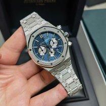 Audemars Piguet Royal Oak Chronograph nieuw Automatisch Chronograaf Horloge met originele doos en originele papieren 26331BC.GG.1224BC.02