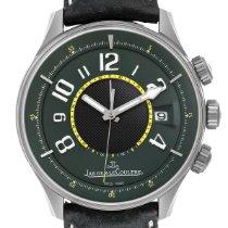 Jaeger-LeCoultre Titanium Automatic Green Arabic numerals 44mm new AMVOX